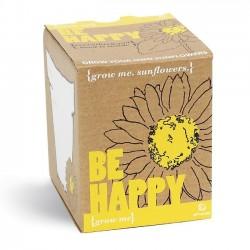 Vypestuj ma – Buď šťastný - slnečnica