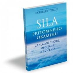 Sila prítomného okamihu - Základné teórie, meditácie a cvičenia