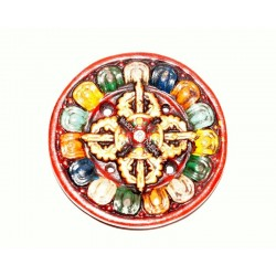 Stojan Tibet/keramika - dordža
