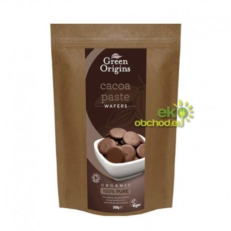 Kakaová pasta (hmota) Criollo BIO 300g - Green Origins