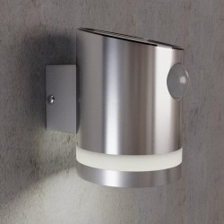 Solárna lampa na stenu s pohybovým senzorom SolarCentre - Truro Motion SS9931