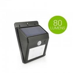 Solárne bezpečnostné LED osvetlenie s pohybovým senzorom SolarCentre - Eco Wedge SS9849