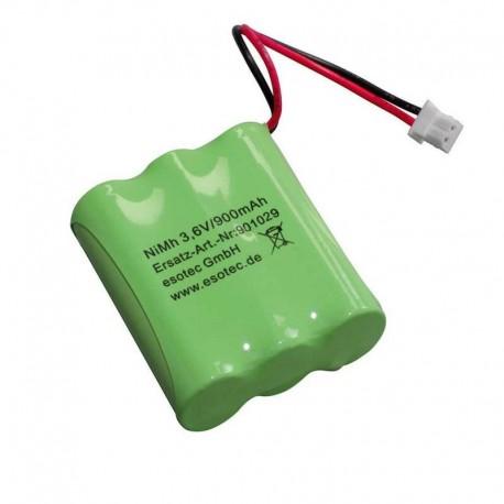 Náhradná batéria Esotec 901029 Ni-MH 900mAh 3,6V