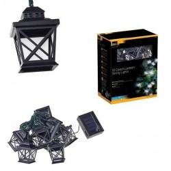 Solárna LED reťaz Cole & Bright Coach Light - 10 svietidiel