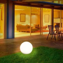 Solárna guľa Esotec Mega Ball 106025 - 40cm