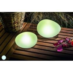 Solárny dekoračný kameň Esotec Duo Set 102084 - 2ks sada