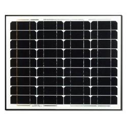 Solárny panel Maxx 30W monokryštalický