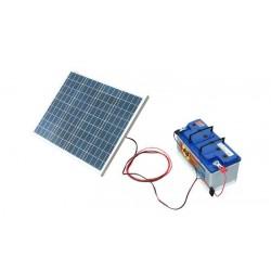Solárna nabíjačka autobatérií - 12V / 50W