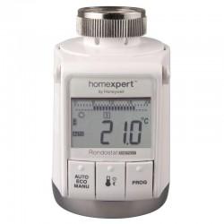 Digitálna termostatická hlavica na radiátor Rondostat HR25EE - programovateľná