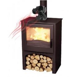 Ventilátor na kachle Ecosavers - Stove Fan Basic
