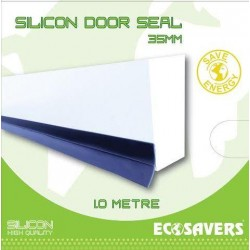 Silikónové samolepiace tesnenie Ecosavers na dvere - 35mm 1m
