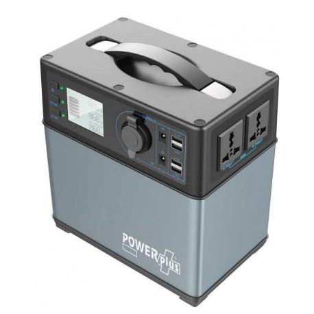 Záložný zdroj POWERplus Wallaby 36Ah 400Wh