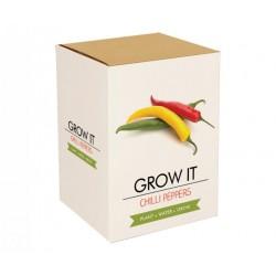 Vypestuj si sám – Chilli papričky