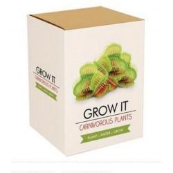 Vypestuj si sám – Mäsožravé rastlinky