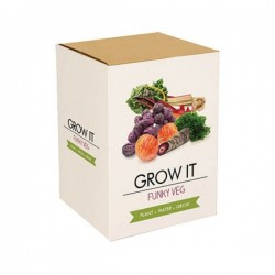 Vypestuj si sám – Zelenina