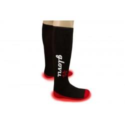 Vyhrievané lyžiarske ponožky Glovii GK2 - veľkosť L