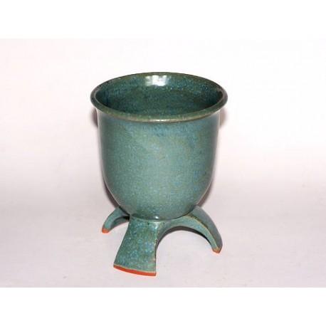 Kadidelnica keramická, úzka – svetlo-modrozelená