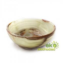 Kadidelnica - kamenná miska, malá - aragonit