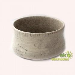 Kadidelnica keramická miska VI – slonovinová kosť