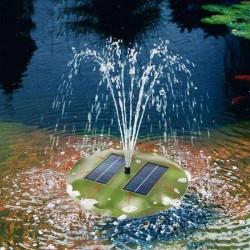 Solárna plávajúca fontána Esotec Seerose 101770