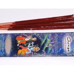 Vonné tyčinky - GANGA- škorica, levanduľa a jazmín