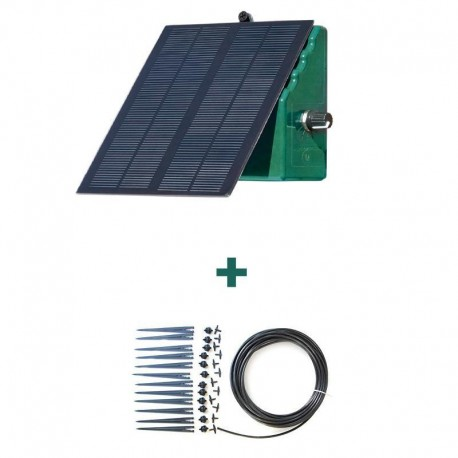 Solárne automatické zavlažovanie SOL-C24 s rozširujúcou sadou