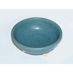 Kadidelnica keramická - miska modrá