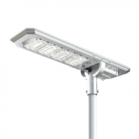 Solárna pouličná lampa SSL34 30.6W 6400lm