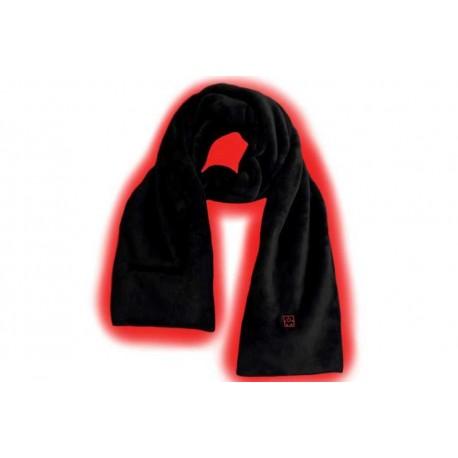 Vyhrievaný šál Glovii GA1B - farba čierna