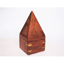 KADIDELNICA orientálna, drevená so sítkom