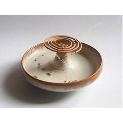 Stojanček keramický pre vonné špirálky