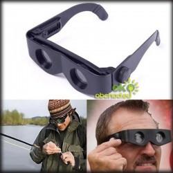Zväčšovacie okuliare pre rybárčenie, turistiku – ZOOM 3X