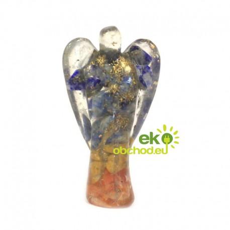 Orgonitový anjel – 50 mm