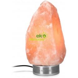 Himalájska soľná lampa, elektrická s dotykovým stmievačom - 2 - 3 kg