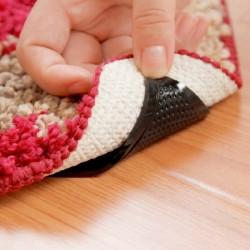 Protišmykové podložky pod koberec – 4ks