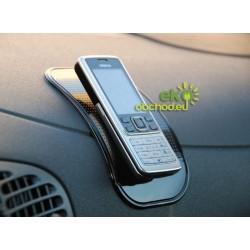 Nanopodložka na mobil do auta - čierna