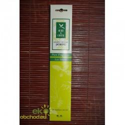 Vonné tyčinky - Herb and Earth JASMIN, Nippon Kodo