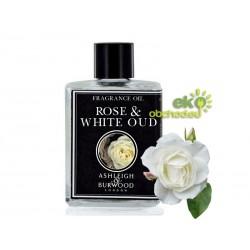 Vonný esenciálny olej ROSE & WHITE OUD