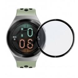 Ochranné temperované sklo pre Huawei Watch GT 2e – čierna
