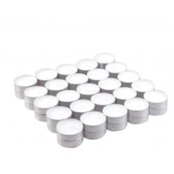 Čajové sviečky- 50ks – doba horenia 4hod
