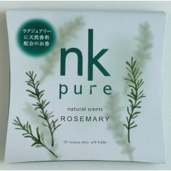 Vonné tyčinky - Pure ROSEMARY, Nippon Kodo