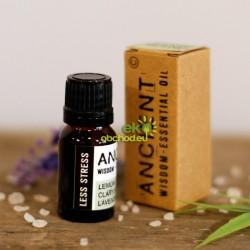 Menej Stresu - zmes esenciálnych olejov - 10ml