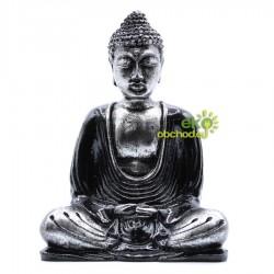 Buddha červeno-zlatý – Stredný