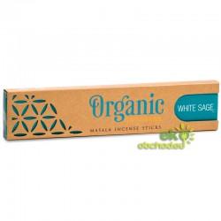 Vonné tyčinky – Organic Goodness – Biela šalvia