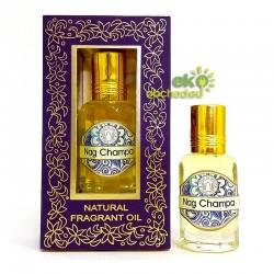 Parfémový attar olej - NAGCHAMPA