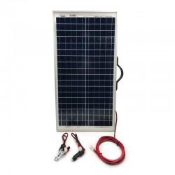 Solárna nabíjačka autobatérií - SO67 30W/12V