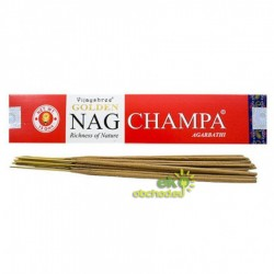 Vonné tyčinky GOLDEN NAG – Champa – 15g