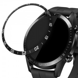 Rámček hodiniek (Bezel) pre Huawei Watch GT2 (46mm) – čierna