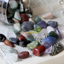 MIX tromlovaných kameňov – Brazília – kvalita A